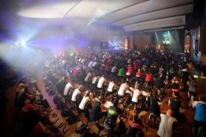 Deutschlands größtes Indoor-Cycling-Event