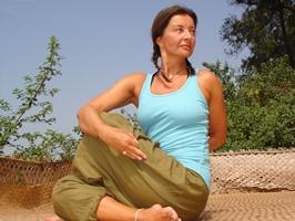Vom 5. bis 12. Juni finden die Yoga-Tage mit Expertin Lucia Nirmala Schmidt auf Ibiza statt