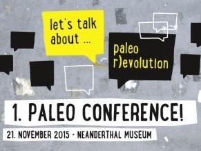 Am 21. November wird die 1. Paleo Conference in Aitern stattfinden