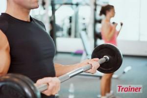 Langhanteltraining optimal für Tiefenmuskulatur