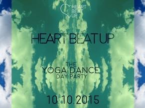 Am 10.10 findet die Yogaparty in Zürich statt