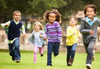 Fehlende Bewegung führt bereits im Kindesalter zu verdickten Blutgefäßen