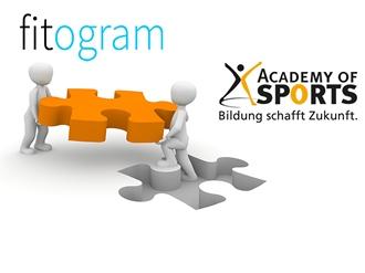 Die Academy of Sports startet mit fitogram eine enge Kooperation