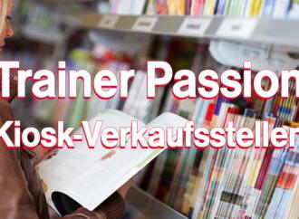 Kiosk-Verkaufsstellen TRAINER Professional