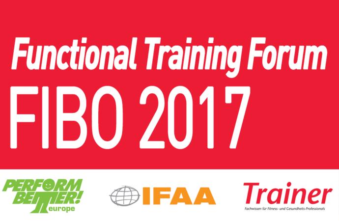 Functional Training Forum auf der FIBO