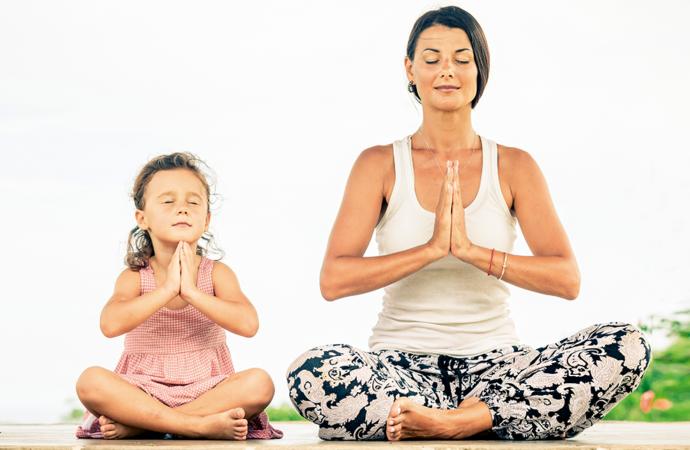Wie du Yoga für Kinder richtig umsetzt