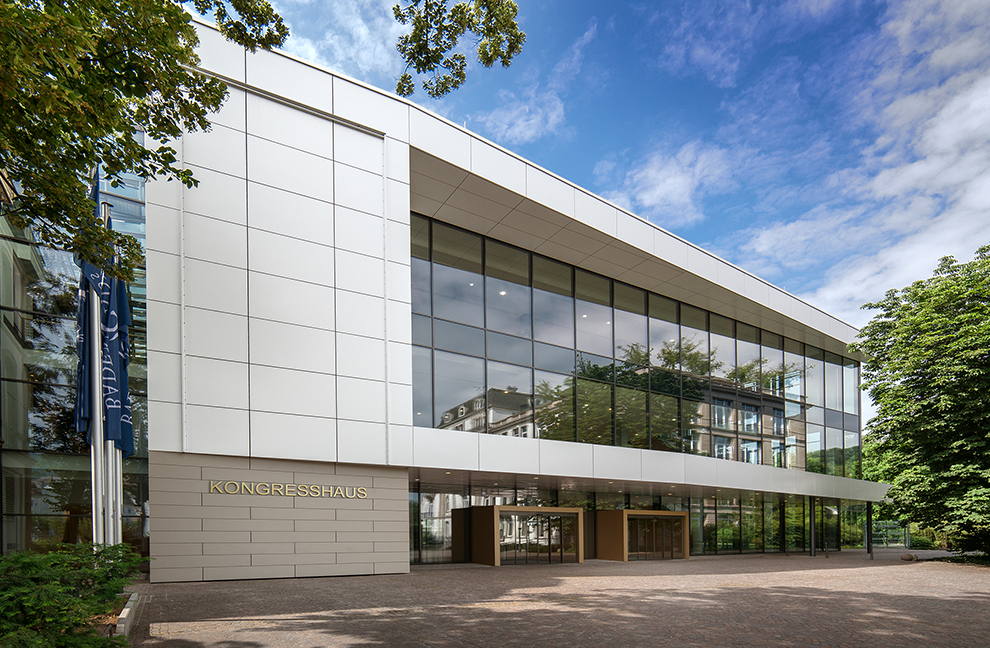 Kongresshaus (Copyright Baden-Baden Kur & Tourismus GmbH)