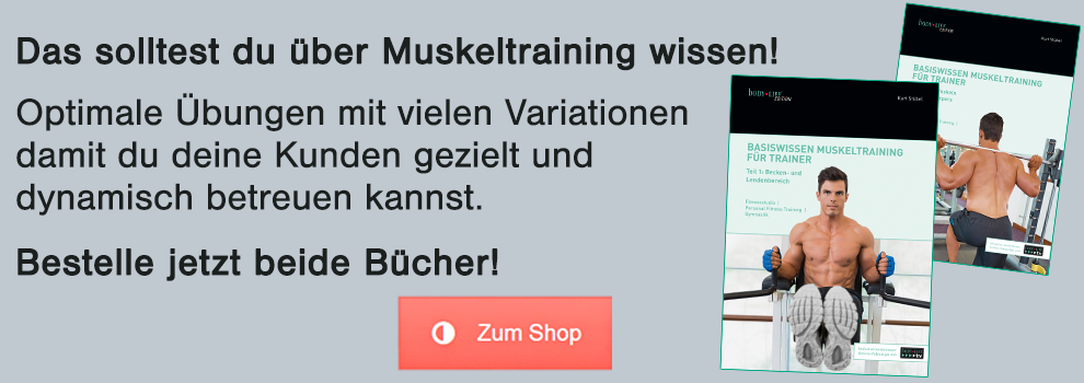 Muskeltraining für Trainer Teil 1 und 2 body LIFE Edition für Personal Trainer