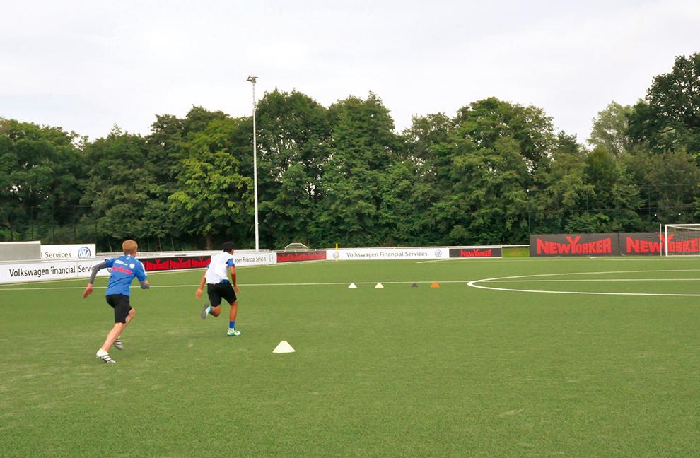 1 Koordinationstraining Wie Trainer die Koordination ihrer Sportler verbessern