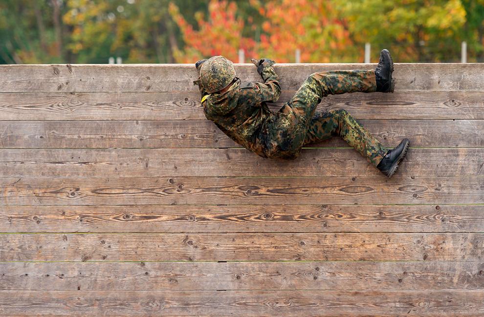 4 Trainer in Behörden und Unternehmen Teil 4 Sport & Fitness bei der Bundeswehr