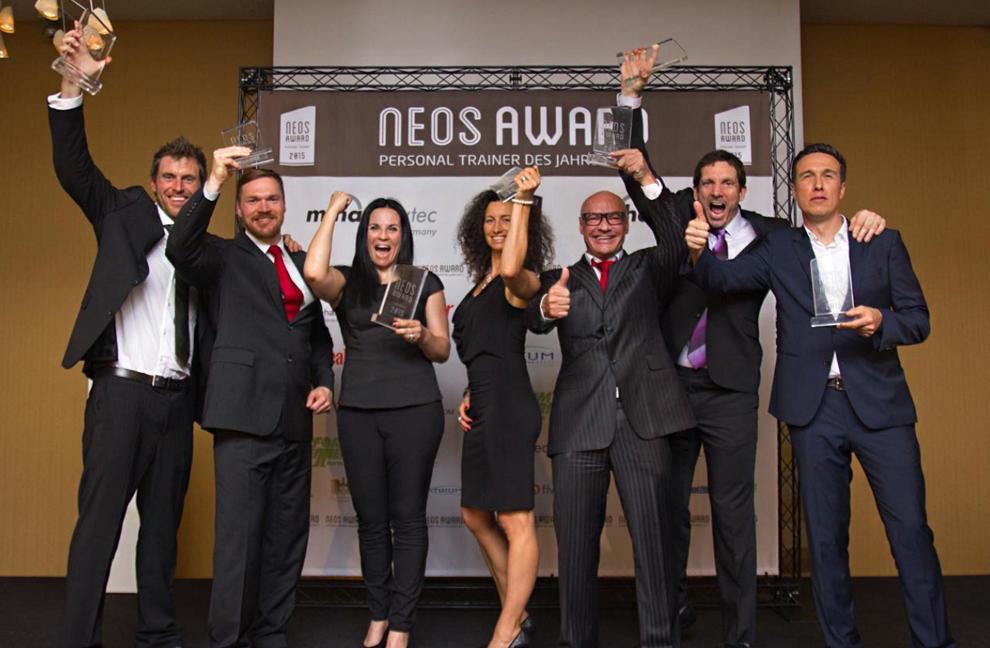 Neos Award 2015 - Die Gewinner (Foto: Neos Award)