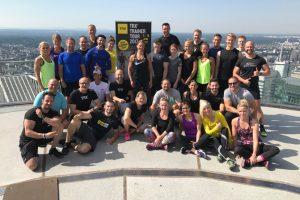 10 Tage, 10 Städte, 10 Locations – TRX Trainer Tour 2017