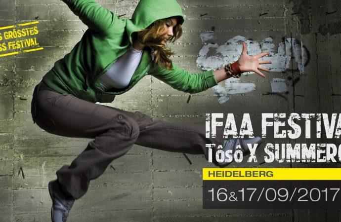 Big, Bigger, IFAA Festival – Deutschlands größtes Group-Fitness Festival
