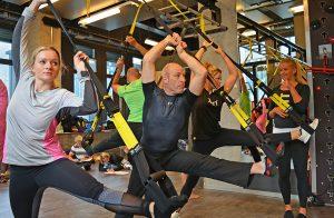Fortbildungen im Check: TRX Yoga
