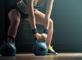 4 Kettlebells-Übungen für Prävention & Rehabilitation
