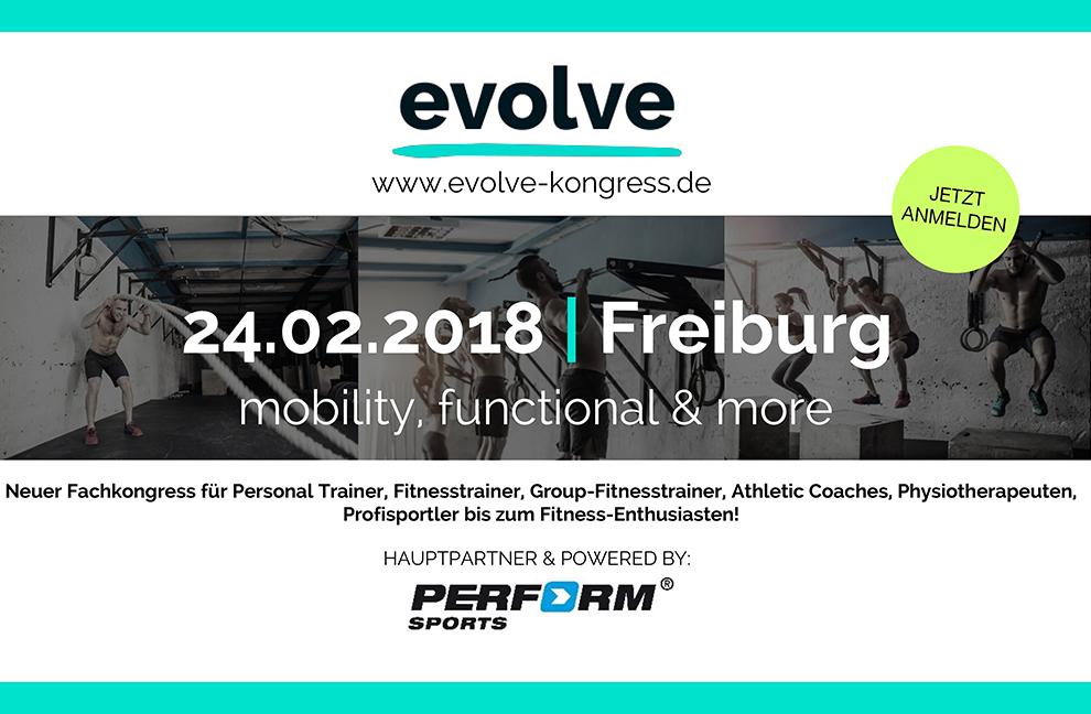 Fachkongress in Freiburg am 24.02.2018