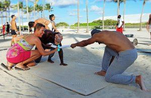 Der große Rückenmuskel und 4 Übungen dazu
