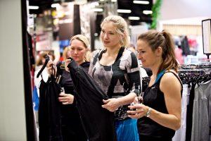 FIBO 2018: Sportkleidung wird intelligent