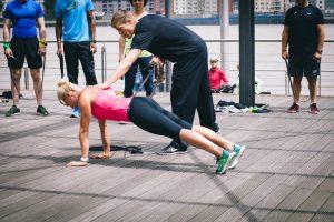Neue Let's Bands Ausbildung bei Transatlantic Fitness