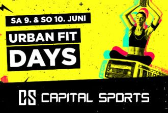 Event Tipp: Urban Fit Days Berlin
