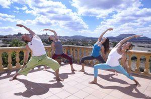 "Erstes Festival ""Yoga & Friends"""