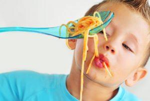 Wie ein Kind essen, beschert Diäterfolge