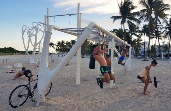 Miami Muscle Beach