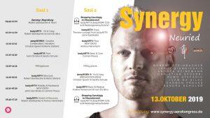SYNERGY in Neuried mit Robert Steinbacher & Team