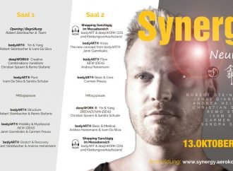 SYNERGY in Neuried mit Robert Steinbacher & Team