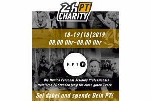 Erster Münchner Personal Training Charity-Marathon