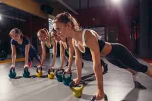 Functional Training im Groupfitness