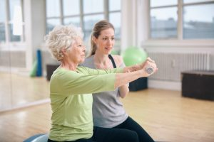 Fitnesstraining bei: Krebserkrankungen