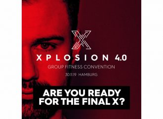 Groupfitness Convention XPLOSION 4.0