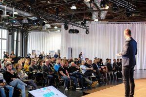 GROW UP 2020 – Boutique-Studio-Kongress überzeugt auf allen Ebenen