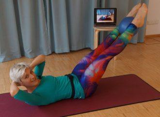 Pilatesstudio geht online – ein Erfahrungsbericht