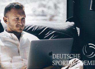 Deutsche Sportakademie bietet kostenfreie Webinare an