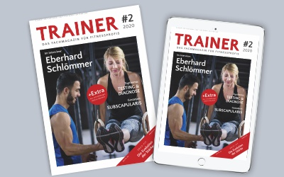Trainer2020-Cover Triner Professional - im Abo