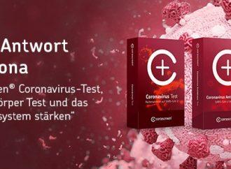 Coronavirus Selbsttest