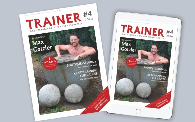 Trainer2004-Cover Triner Professional - im Abo
