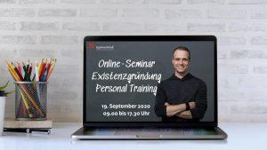 Online-Seminar für Personal Trainer