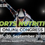 2. Sports Nutrition Online-Kongress