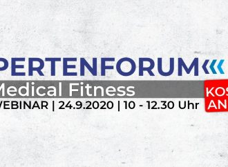 "Expertenforum ""Medical Fitness"""