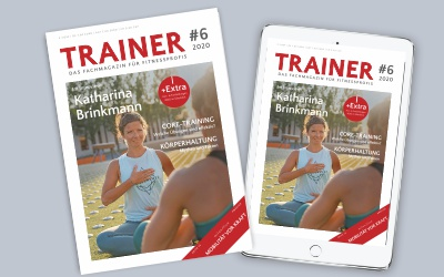 Trainer2020-06-Cover Trainer Professional - im Abo