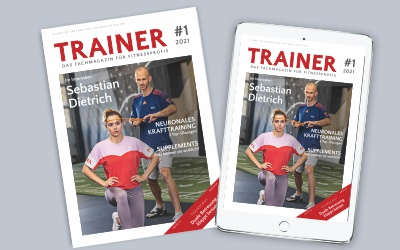 Trainer2021-01-Cover Trainer Professional - im Abo