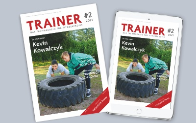 Trainer2021-02-Cover Trainer Professional - im Abo