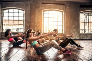 IFAA Group Fitness On Air